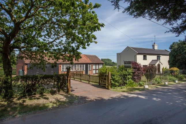 Thumbnail Detached house for sale in Staithe Road, Burgh St. Peter, Beccles