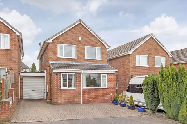 Thumbnail Detached house for sale in Brackendale Close, Brimington, Chesterfield