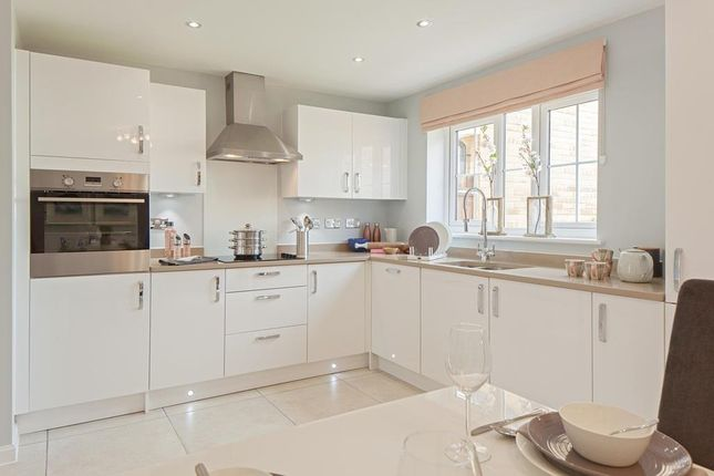 "4 bedroom detached house for sale in ""Chesham"" at Beauchamp Avenue, Midsomer Norton, Radstock"