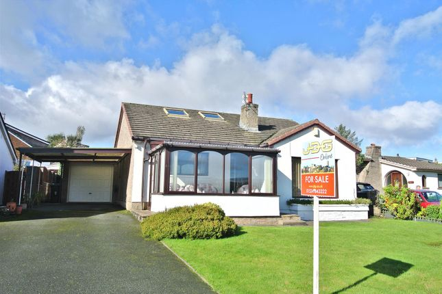 Thumbnail Detached bungalow to rent in Pennine View, Glasson Dock, Lancaster