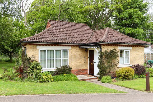 Thumbnail Bungalow for sale in 20 Badgers Walk, Cedars Village, Chorleywood, Hertfordshire
