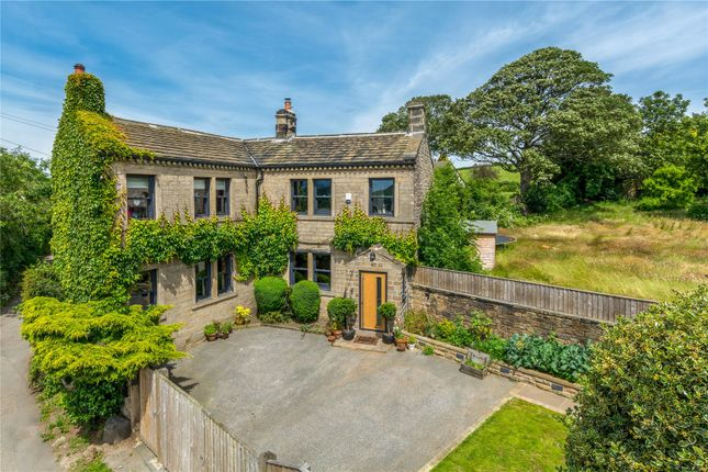 Thumbnail Detached house for sale in Bracken Hill, Mirfield, West Yorkshire