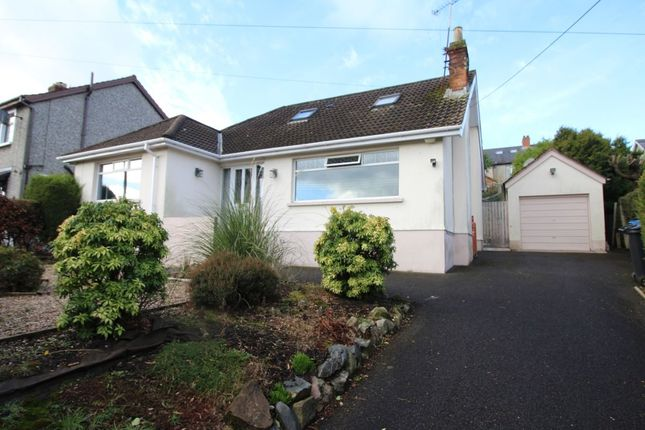 Thumbnail Bungalow for sale in Abbey Drive, Bangor