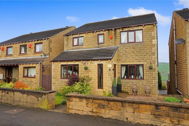 Thumbnail Detached house for sale in Broad Oak, Huddersfield