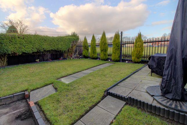 Rear Garden of Broad Oak Lane, Bury BL9