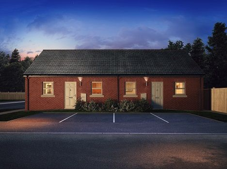 Thumbnail Bungalow for sale in Bracken Hill, Ackworth