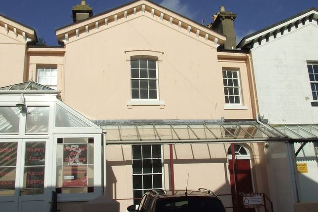 Thumbnail Town house for sale in Bishops Place, Paignton