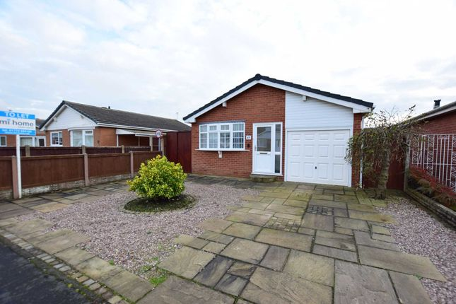 Thumbnail Detached bungalow to rent in Southfold Place, Lytham St. Annes