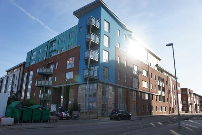 Thumbnail Flat to rent in Ratcliffe Court, Sweetman Place, City Centre, Bristol
