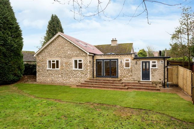 5 bed detached bungalow for sale in Low Meadow, Church Lane, Welburn, York
