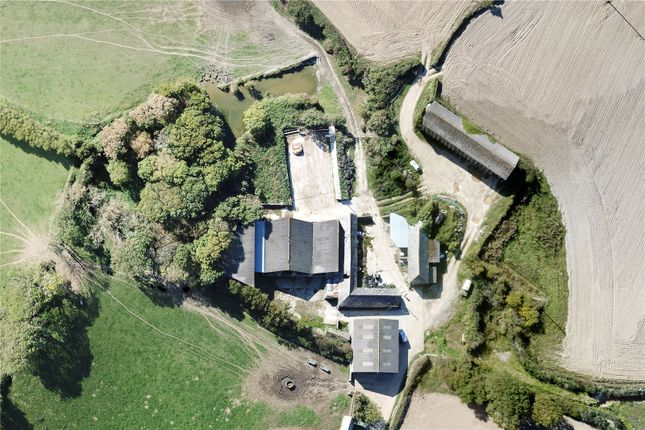 Thumbnail Land for sale in St. Ervan, Nr. Padstow, Cornwall