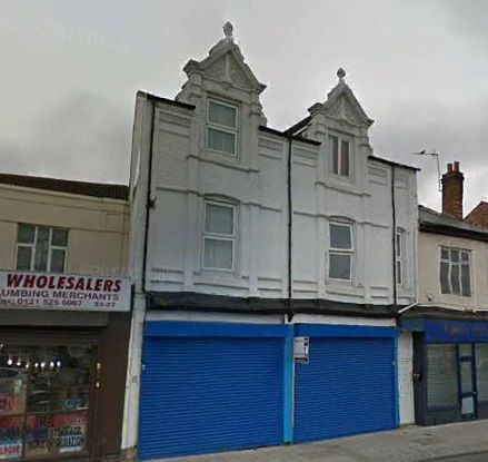 Retail premises for sale in Bull Street, West Bromwich