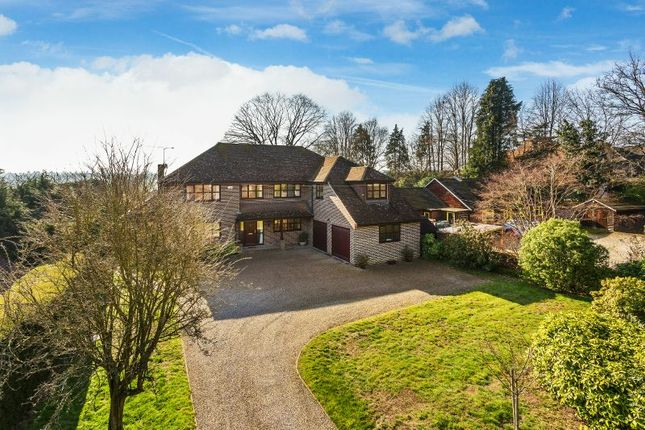 Thumbnail Detached house for sale in Pyle Hill, Woking