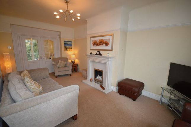 Thumbnail Semi-detached house to rent in Braemar Gardens, Whitley Bay