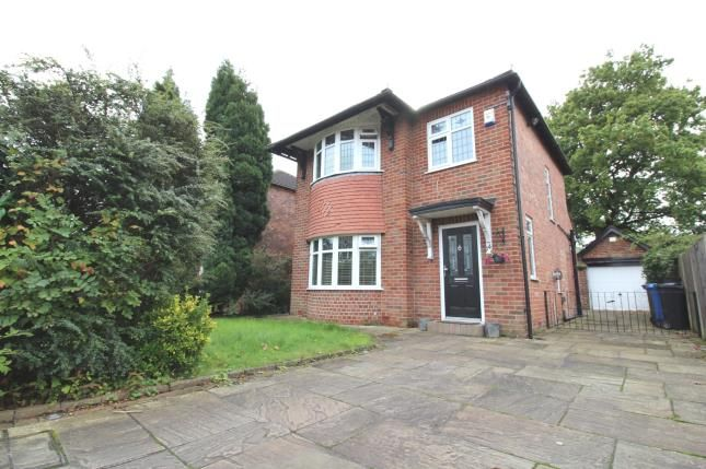 Thumbnail Detached house for sale in Bowness Avenue, Cheadle Hulme, Cheadle, Cheshire