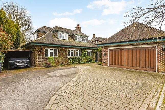 Thumbnail Detached house for sale in Havant Road, Emsworth