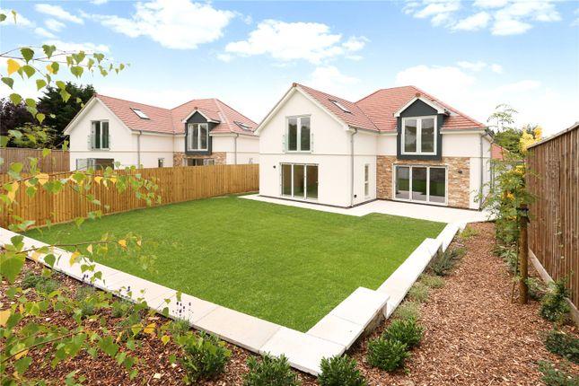 Thumbnail Detached house for sale in Gatelands, Rodney Road, Saltford, Bristol