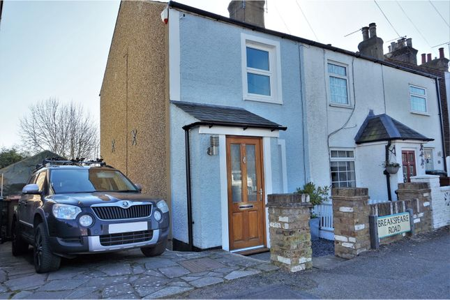 Thumbnail Cottage for sale in Breakspeare Road, Abbots Langley