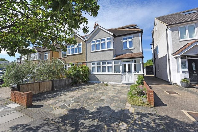 Thumbnail Semi-detached house for sale in Cranleigh Road, London