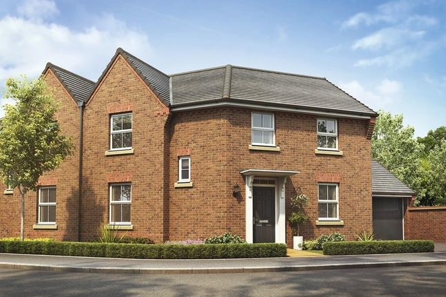 """Thumbnail Detached house for sale in """"Fairway"""" at Stonnyland Drive, Lichfield"""