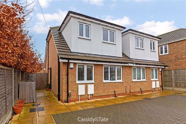 Thumbnail Semi-detached house for sale in Ely Close, Hatfield, Hertfordshire