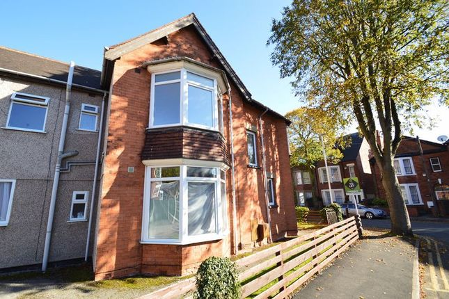Thumbnail Flat to rent in Layton Avenue, Mansfield