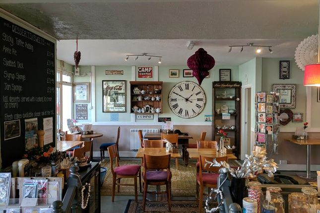 Thumbnail Restaurant/cafe to let in 2 - 4 Marine Drive, Rottingdean, East Sussex