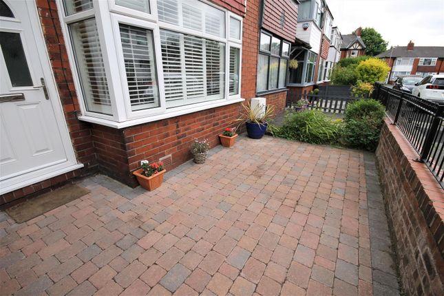 Front Garden of Algernon Street, Monton, Manchester M30