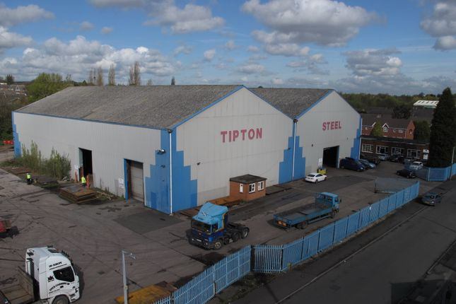 Light industrial to let in Hobart Road, Coseley, Tipton