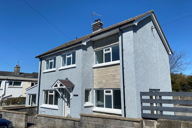 Thumbnail Detached house for sale in Station Road, Tregaron