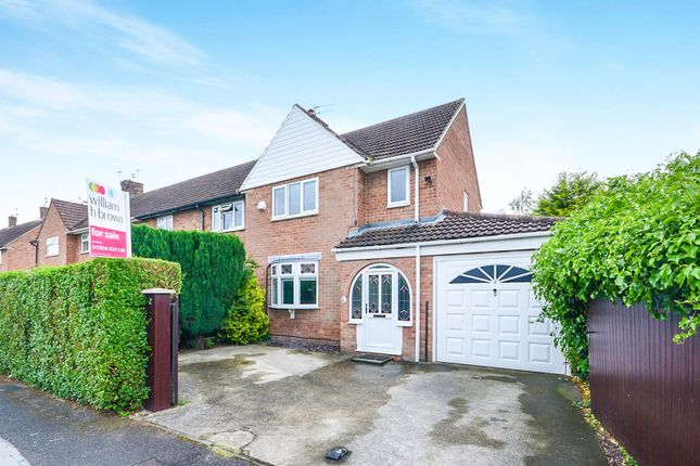 Thumbnail End terrace house for sale in Kir Crescent, York