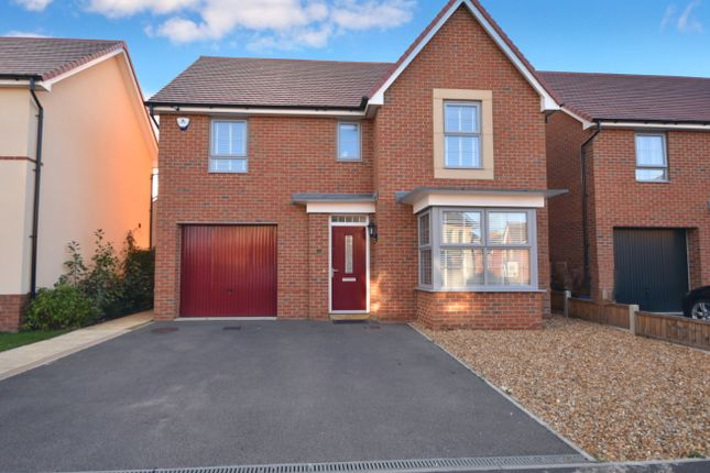 Thumbnail Detached house for sale in Peveril Street, Barton Seagrave, Kettering