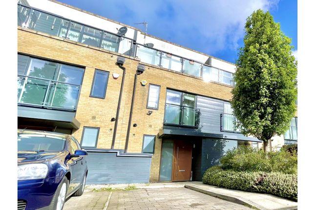 Thumbnail Terraced house for sale in Ashflower Drive, Romford