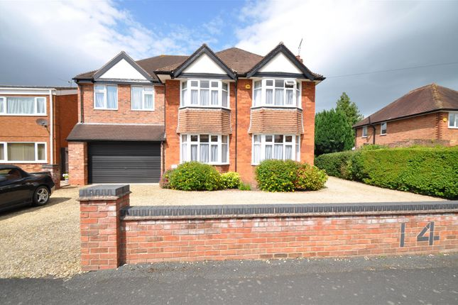 Thumbnail Detached house to rent in Alexander Avenue, Droitwich