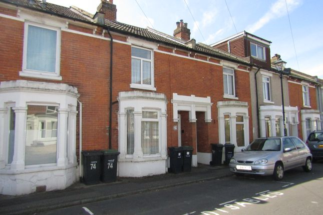 Thumbnail Terraced house to rent in Priory Road, Gosport