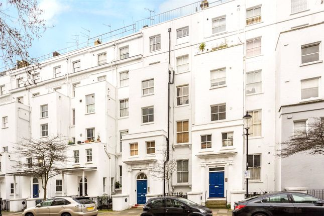 Exterior of Colville Square, Notting Hill W11