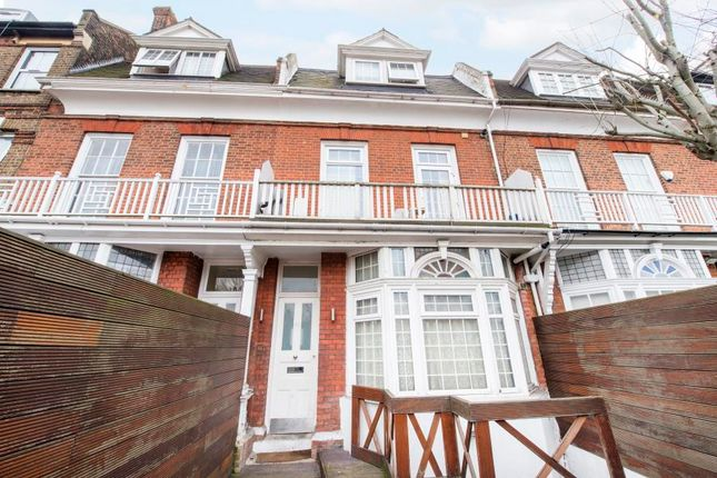 Thumbnail Terraced house for sale in The Vale, London