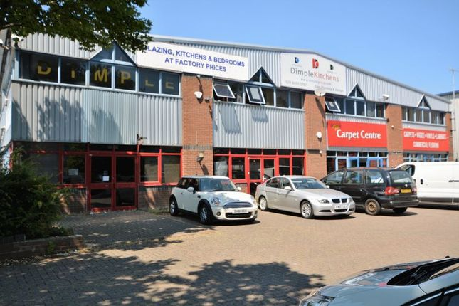Thumbnail Commercial property for sale in Hayes Metro Centre, Springfield Road, Hayes