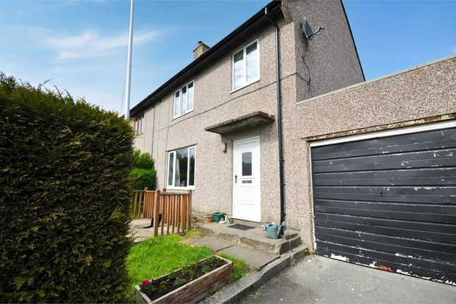 Thumbnail Semi-detached house for sale in Tedder Avenue, Buxton, Derbyshire
