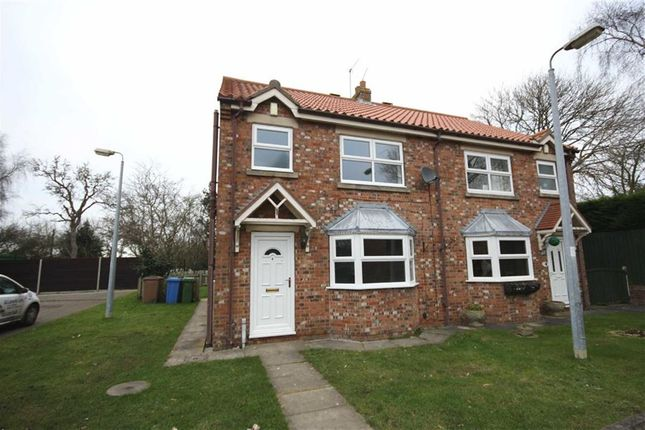 Thumbnail Semi-detached house to rent in Pinfold Court, Staithes Lane, Preston
