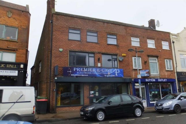 Thumbnail Commercial property for sale in Brook Street, Sutton-In-Ashfield