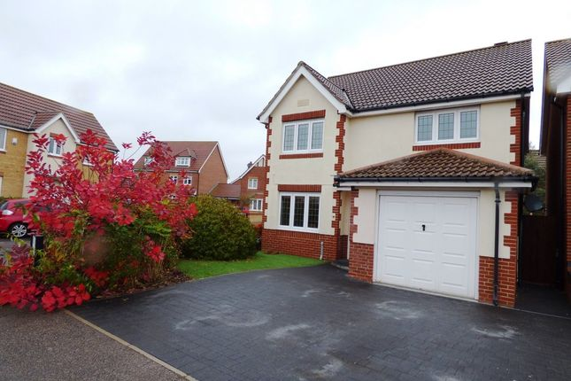 3 bed detached house to rent in Tiger Moth Close, Lee-On-The-Solent