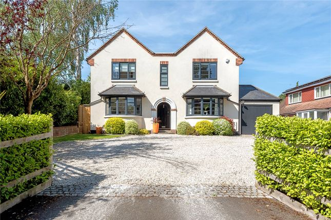Thumbnail Detached house for sale in Hursley Road, Chandler's Ford, Eastleigh, Hampshire