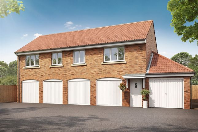 "2 bedroom detached house for sale in ""The Elborough"" at Campion Way, Bridgwater"