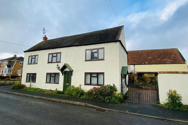 Thumbnail Detached house for sale in Ashby Road, Newbold Coleorton, Leicestershire