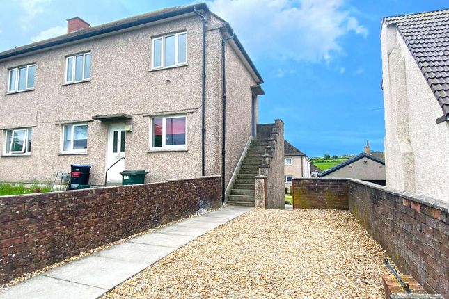 Thumbnail Flat for sale in Ayr Road, Galston
