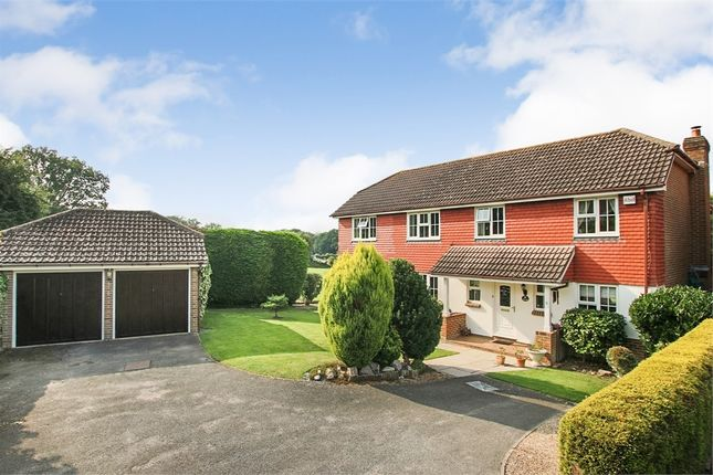 Thumbnail Detached house for sale in Wheelers Way, Felbridge, Surrey