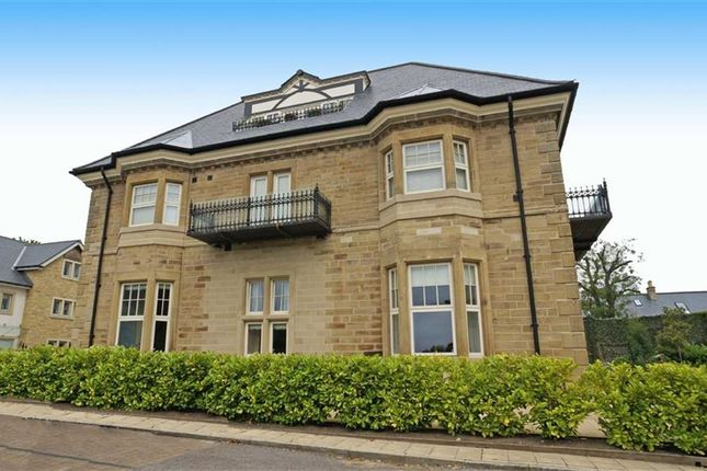 Thumbnail Flat for sale in Elmfield Square, Gosforth, Newcastle Upon Tyne