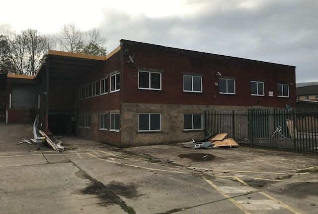 Thumbnail Industrial to let in Industrial Premises With Yard, George Street, Darwen
