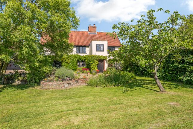 4 bed property for sale in Station Road, Alburgh, Harleston, Norfolk IP20